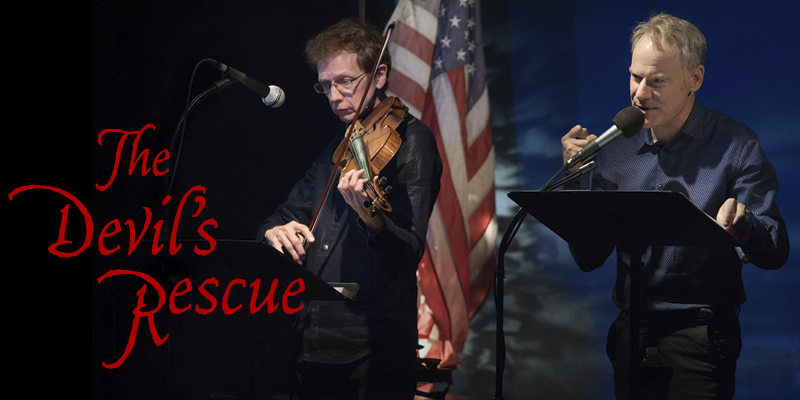 The Devil's Rescue featuring David Campbell and Jim Meskimen