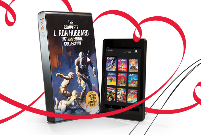The L. Ron Hubbard Fiction eBook Collection