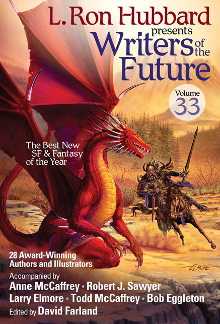 Writers of the Future Volume 33