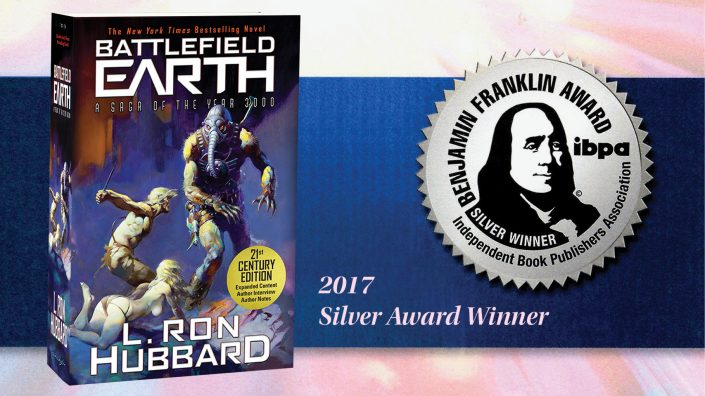 Battlefield Earth Benjamin Franklin Award