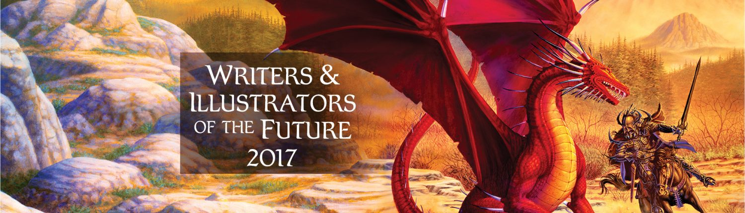 Writers & Illustrators of the Future 2017