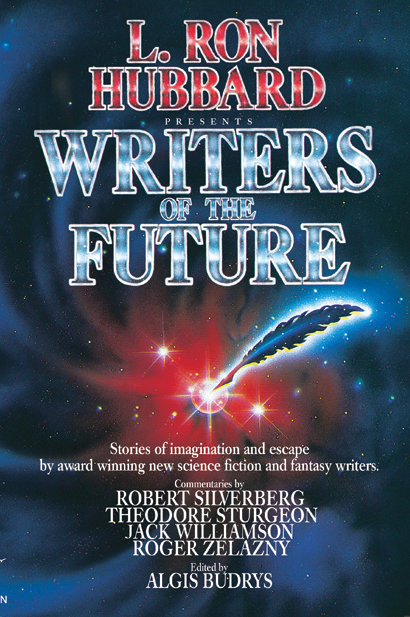 Writers of the Future Volume 1