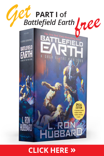 Start reading Battlefield Earth Part I FREE