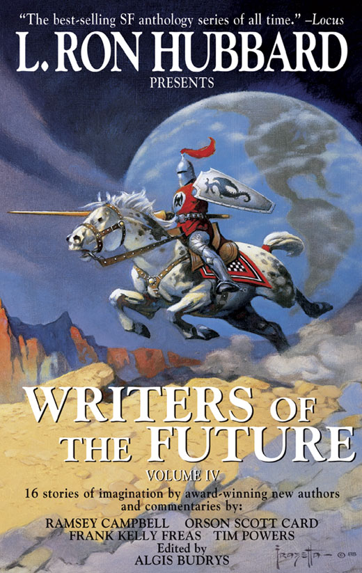 Writers of the Future Volume 4