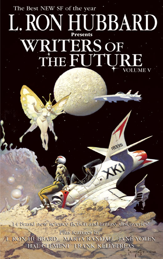 Writers of the Future Volume 5