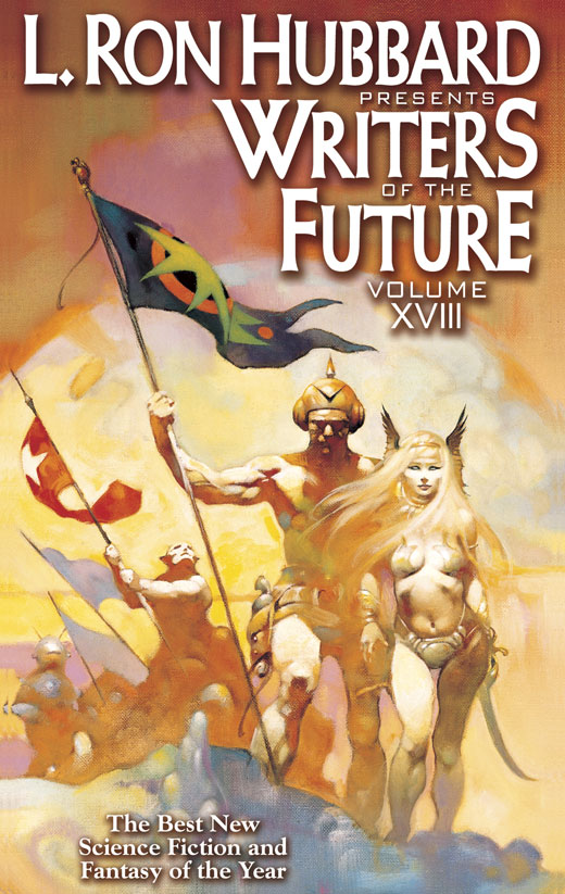 Writers of the Future Volume 18
