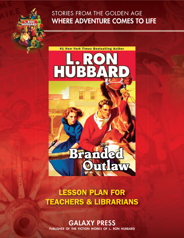 Branded Outlaw Lesson Plan
