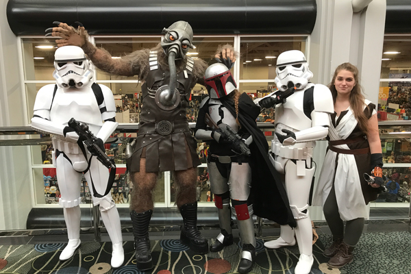 Terl and Stormtroopers