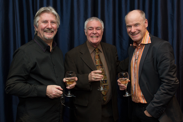 Keith Gilliard, Phil Proctor, Jim Meskimen
