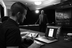 The Illustrators Workshop. (photo by Thorsten von Overgaard)