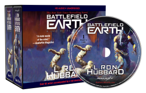 Battlefield Earth full-cast audiobook