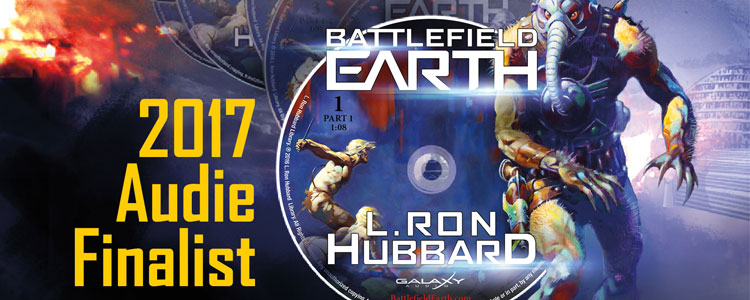 Battlefield Earth Audie Nomination