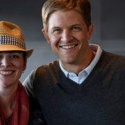 Authors Molly Elizabeth Atkins and David VonAllmen