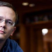 Author Dustin Steinacker