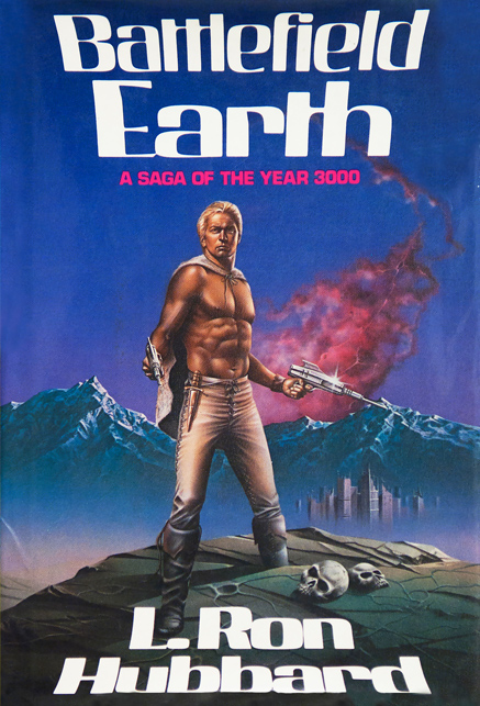 Battlefield Earth first edition hardcover