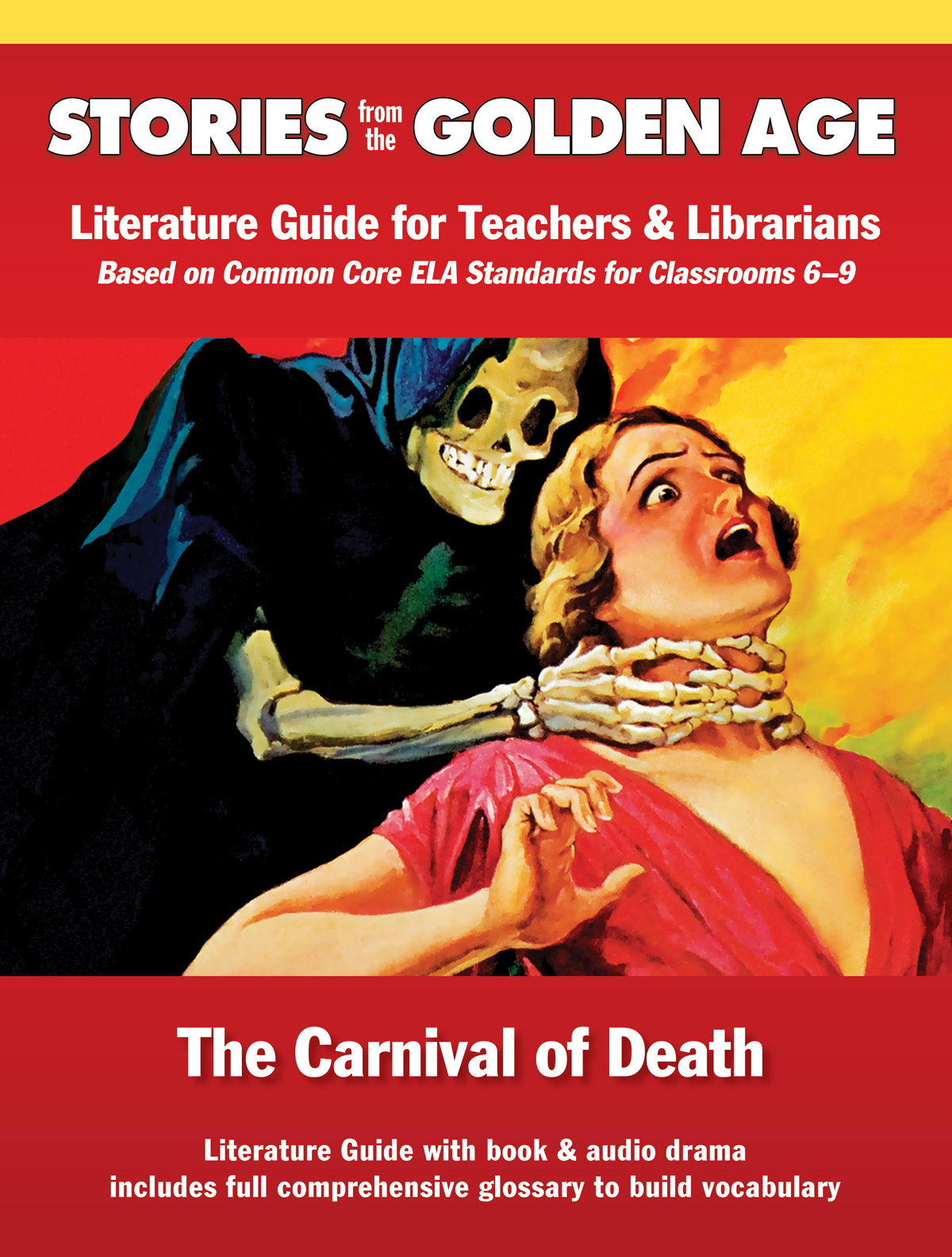 Carnival of Death Literature Guide cover