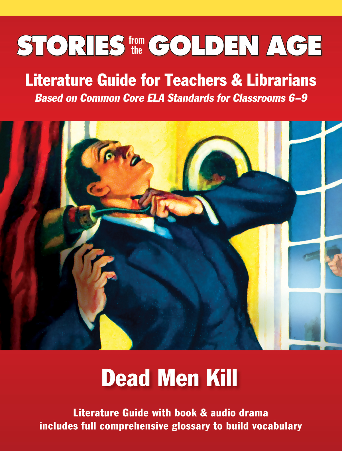 Dead Men Kill Literature Guide cover