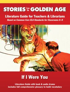 If I Were You Literature Guide cover