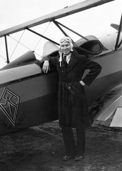 L. Ron Hubbard, Washington, D.C., 1931