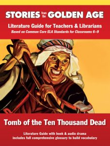 Tomb of the Ten Thousand Dead Literature Guide cover