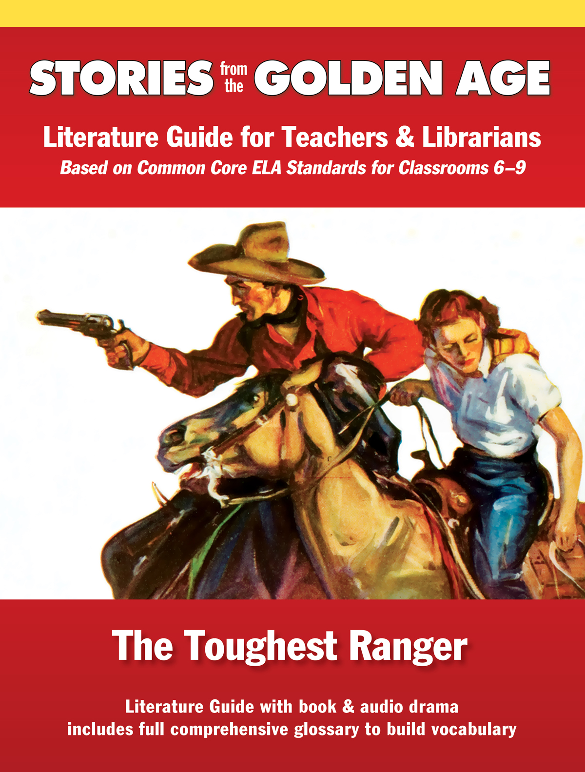 Toughest Ranger Literature Guide cover