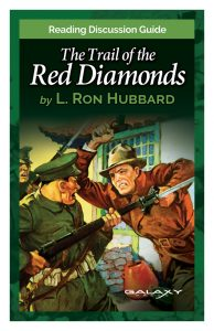 Trail of the Red Diamonds Discussion Guide cover