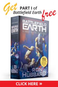 Get Part I of Battlefield Earth Free