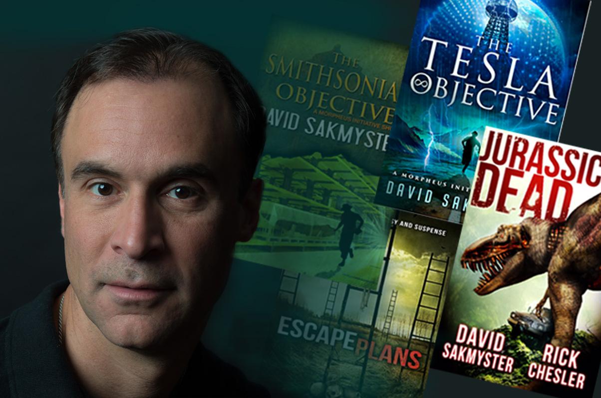 Author David Sakmyster