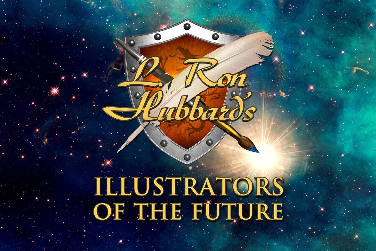 Illustrators of the Future 1st Quarter 2017 Winners