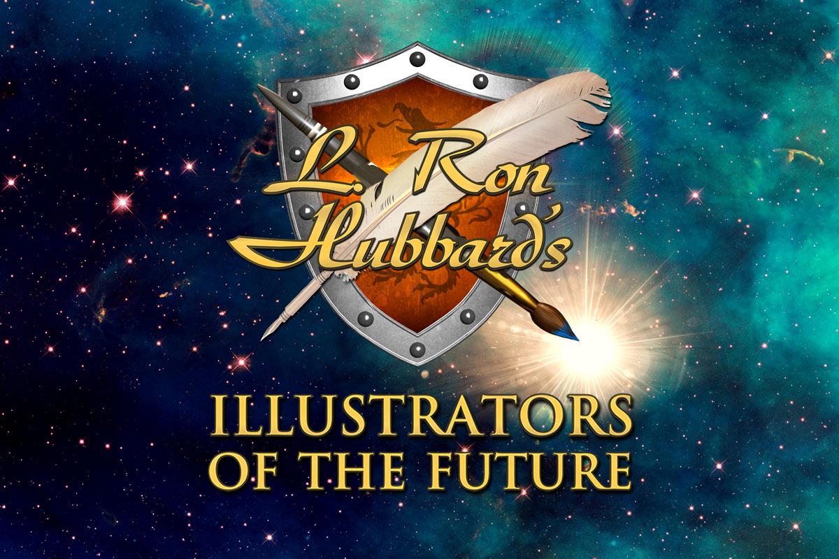 Illustrators of the Future 1st Quarter 2017 Winners
