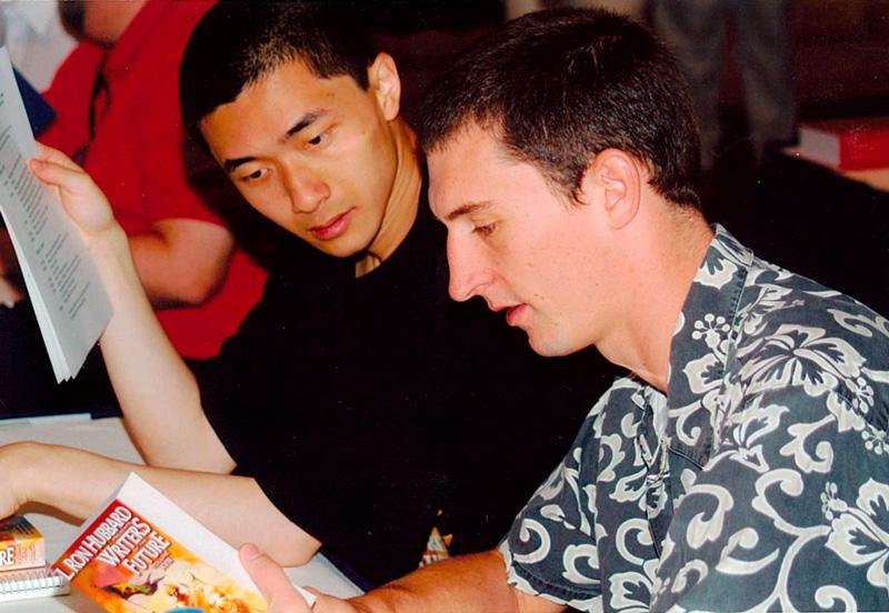 Ken Liu at the Writers Workshop