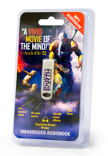 Battlefield Earth Audiobook USB Key