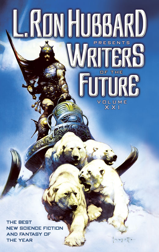 Writers of the Future Volume 21
