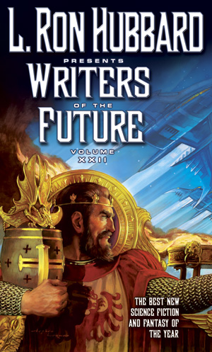 Writers of the Future Volume 22