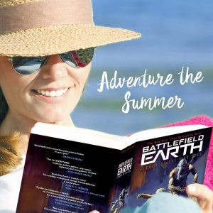 Adventure the summer