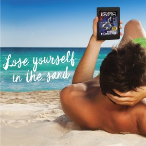 Lose yourself in the sand