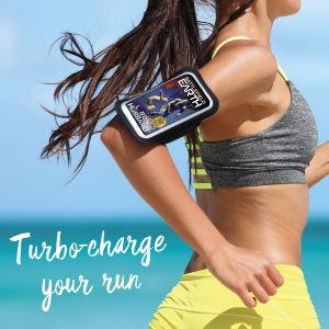 Turbo-charge your run
