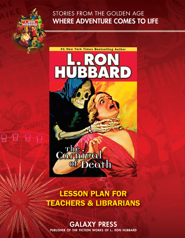 Carnival of Death Lesson Plan