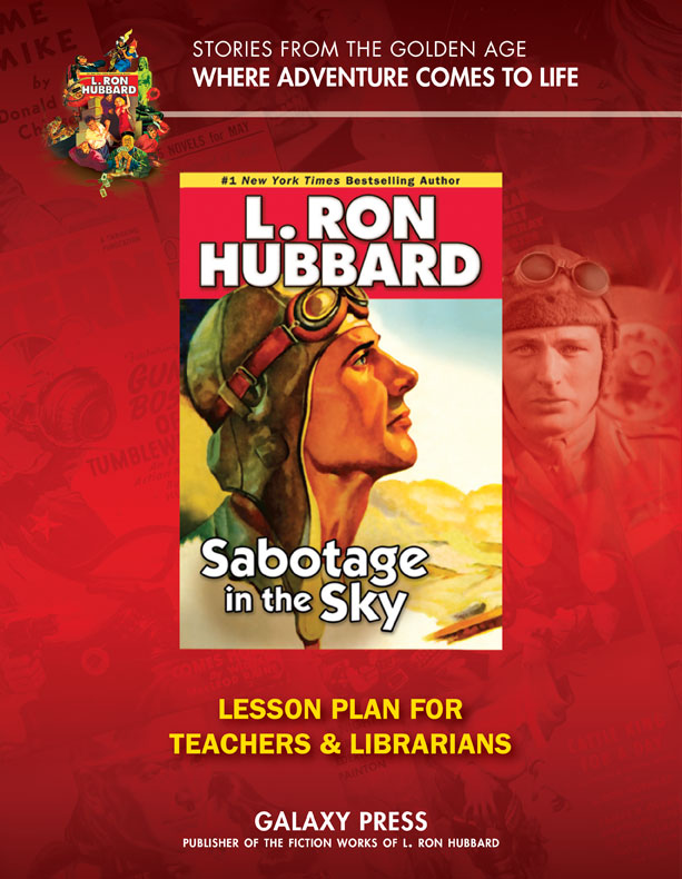 Sabotage In the Sky Lesson Plan
