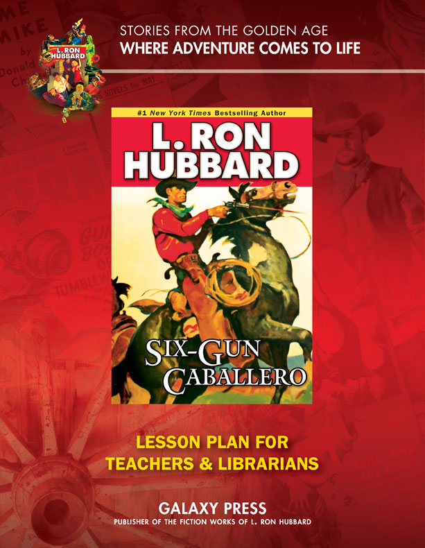 Six Gun Caballero Lesson Plan