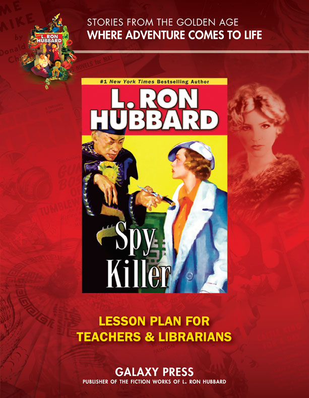 Spy Killer Lesson Plan