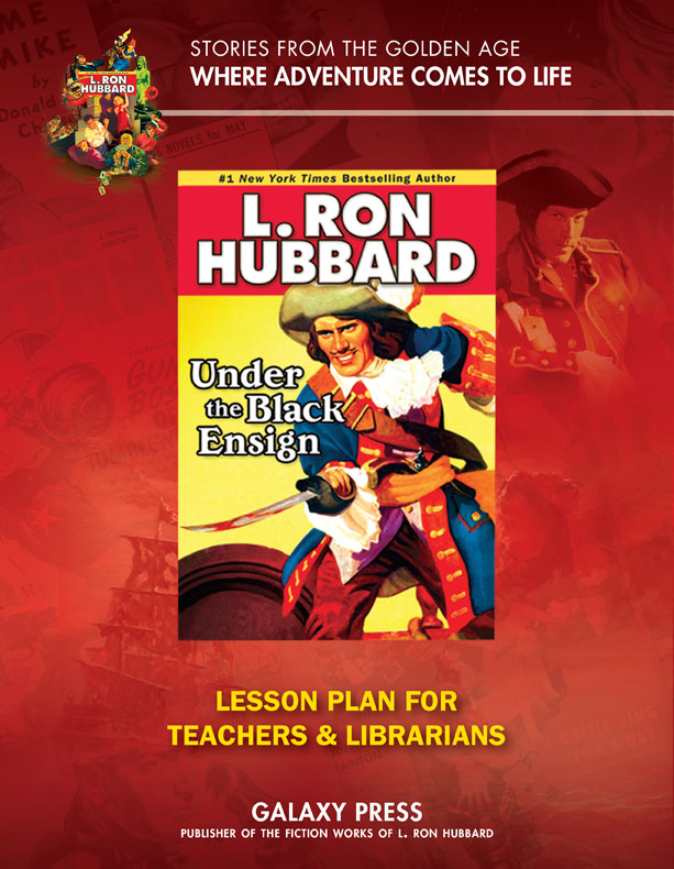 Under the Black Ensign Lesson Plan