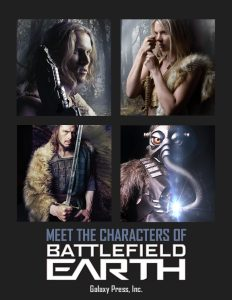 Meet the Characters of Battlefield Earth
