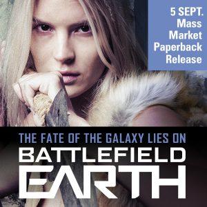Battlefield Earth mass market paperback release - Chrissie