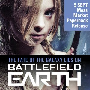 Battlefield Earth mass market paperback release - Pattie