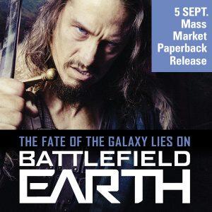 Battlefield Earth mass market paperback release - Dunneldeen