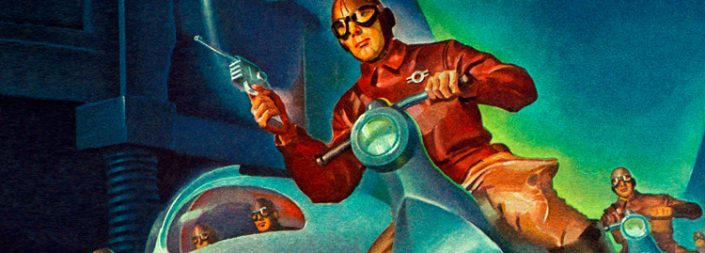 Science Fiction's Golden Age