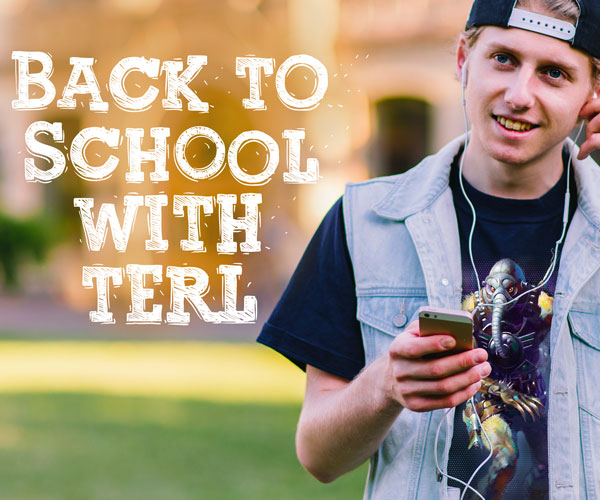 Back to School with Terl