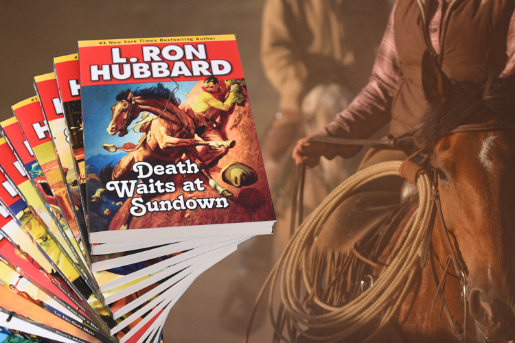 Western pulps stories