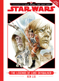 The Legends of Luke Skywalker (cover not final)
